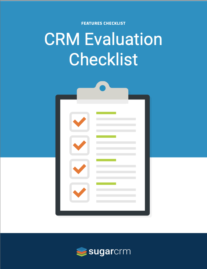 CRM evaluation checklist thumbnail